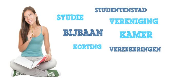 Studentenverzekeringen & meer - Studenten Wegwijzer