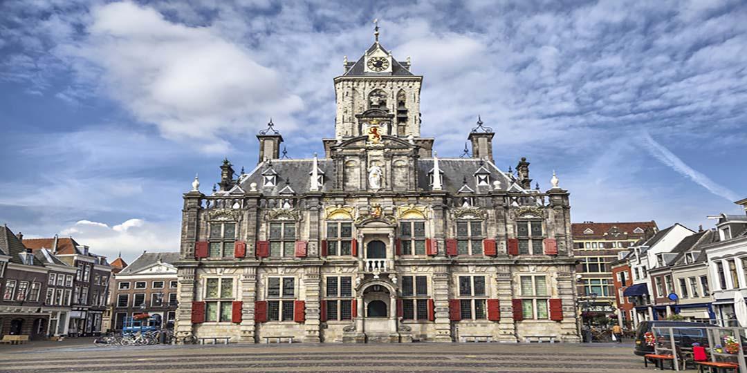 Studeren in studentenstad Delft