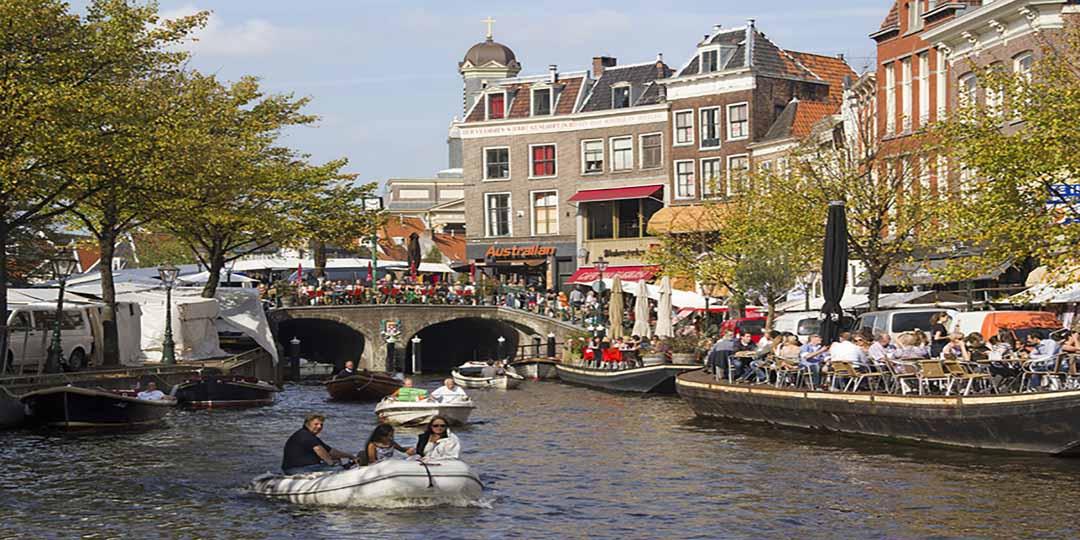 Studeren in studentenstad Leiden