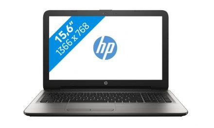Populaire HP 15-BA071ND laptop nu in de aanbieding voor €399