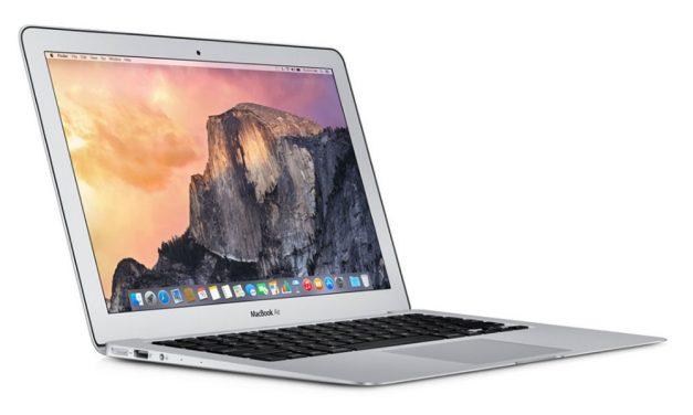 Apple Macbook Air 11,6″ aanbieding al vanaf € 899