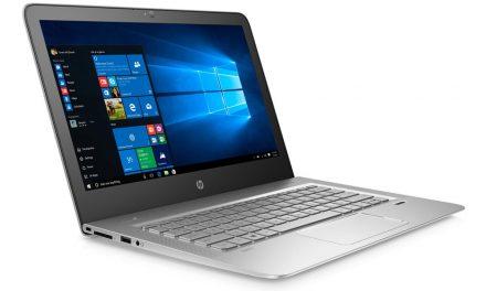 Superdunne & lichte HP Envy 13-D021ND laptop nu al vanaf € 939