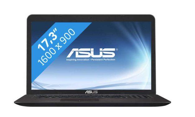 Asus VivoBook R753UA-TY169T aanbieding: nu slechts €649,-