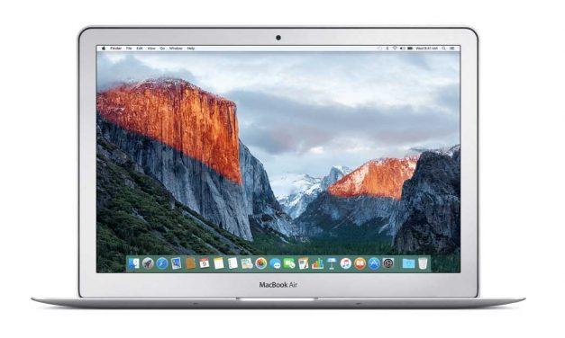 Apple MacBook Air 13 inch kopen? Aanbieding nu voor €999,-!