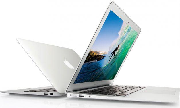 Apple MacBook Air 13,3 inch 8 GB | Bol.com aanbieding €975,- p.p.