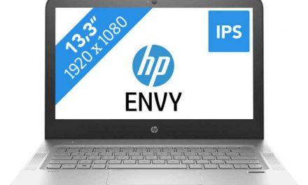 HP Envy 13-d170nd laptop €80,- korting   Coolblue aanbieding