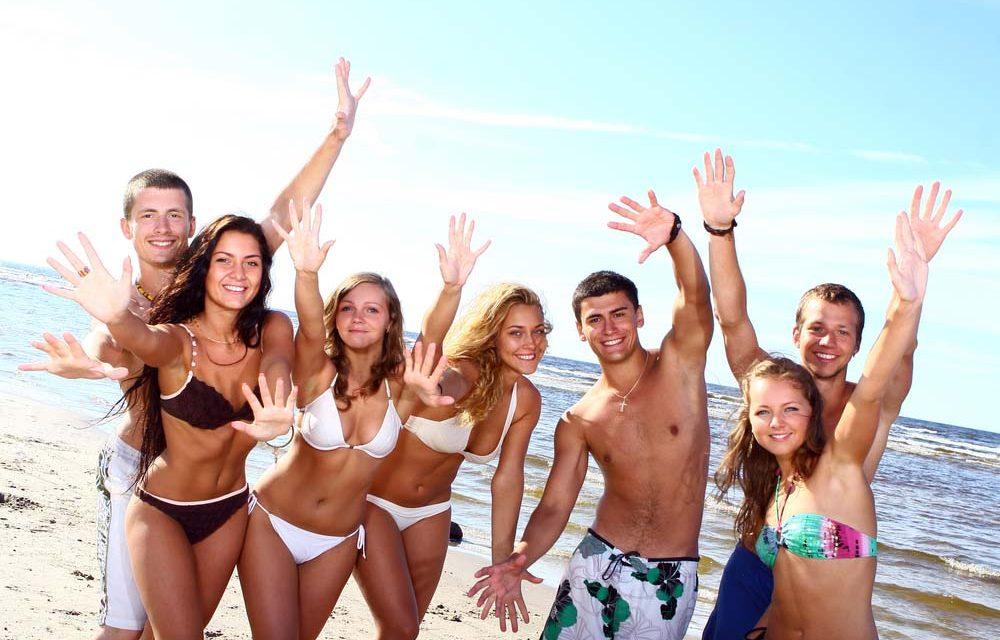 Top 5 vakantiebestemmingen jongeren