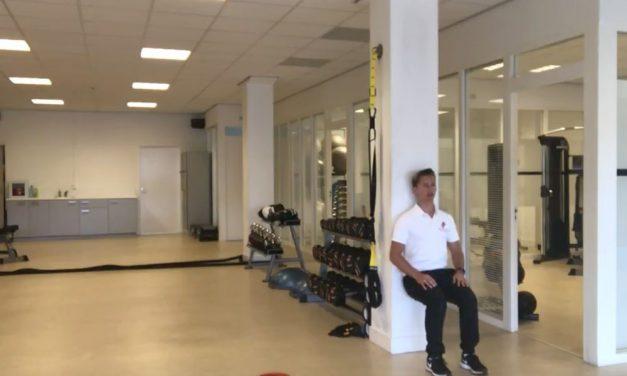 Fitness oefeningen voor studenten | Doe de 3x3x3x3 challenge