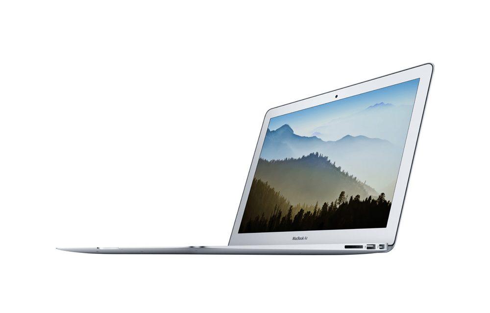 Coolblue laptop aanbieding! Apple Macbook Air 13″ 8/128GB | € 949