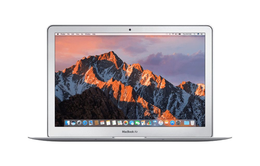Macbook Air 13″ (2017) 128GB SSD MQD32N/A | Nu €949