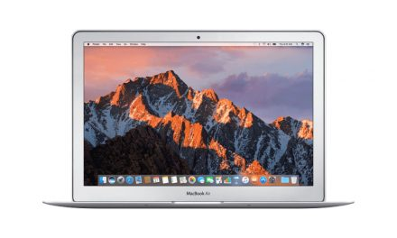 Macbook Air 13″ (2017) 128GB SSD MQD32N/A | Nu €949