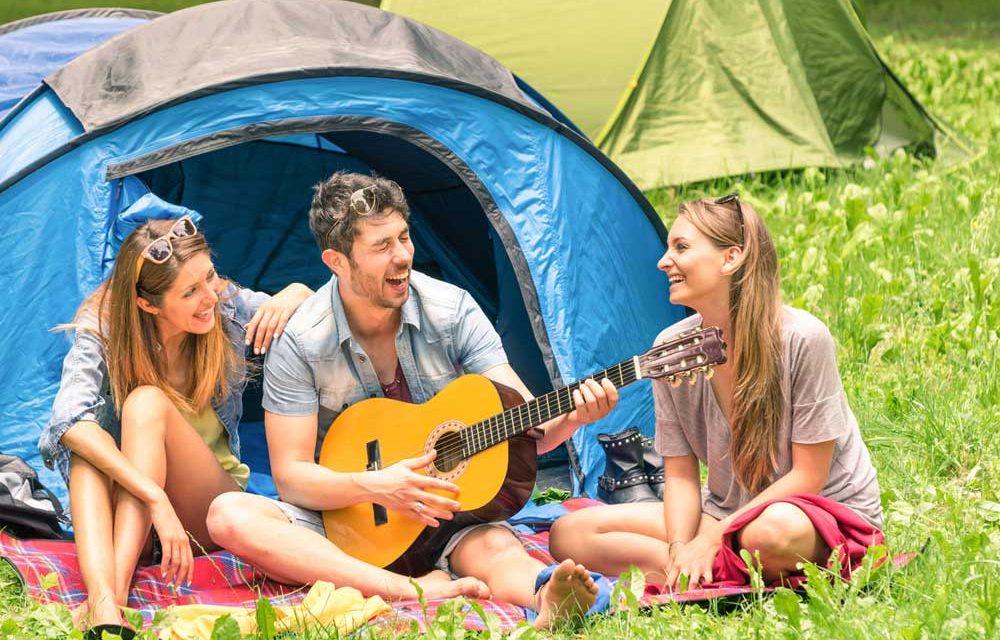 Studenten massaal op zomervakantie in 2017