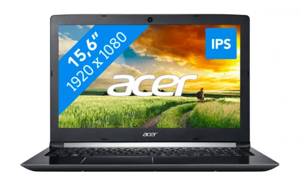 Populaire Acer Aspire 5 A515-51G-58NR aanbieding | Nu €699