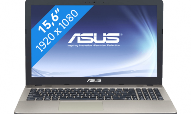 Top laptop | Asus VivoBook A541UA-DM1741T | Nu €499,-