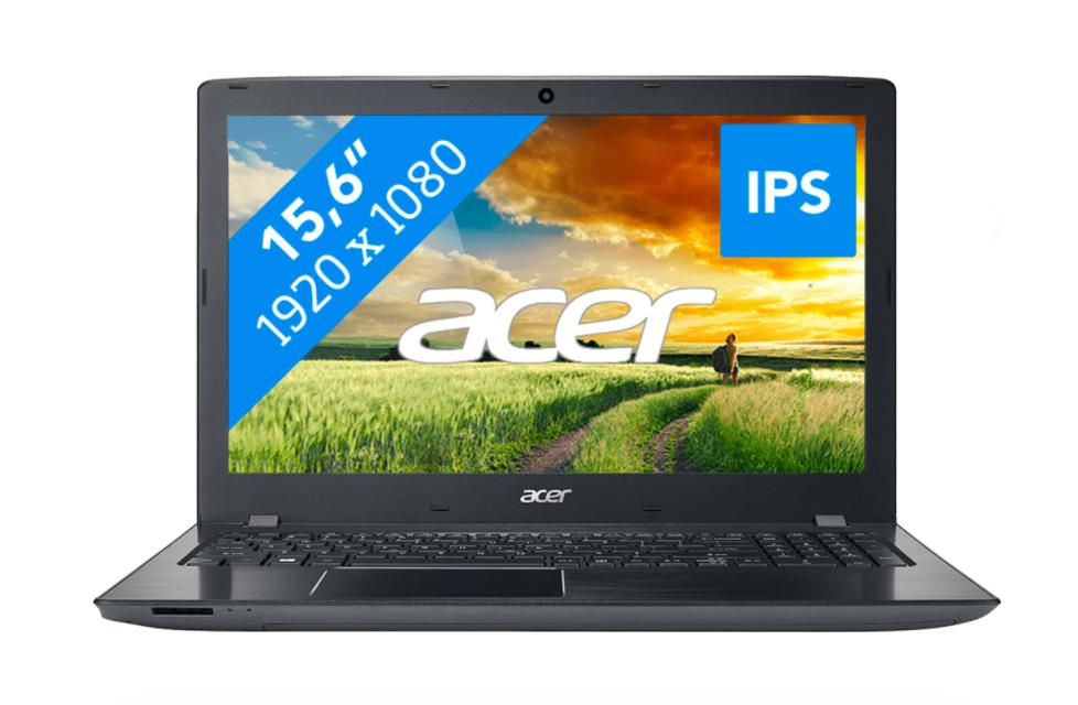 Krachtige Acer Aspire E15 E5-575G-78P0 | Nu €100,- korting