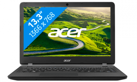 13,3 inch Acer Aspire ES1-332-C53V | Nu maar €399,-