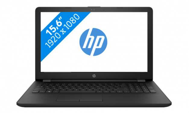 Top laptop | HP 15-bs591nd | Nu voor €699,-