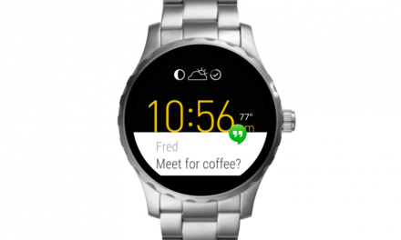 Smartwatch Black Friday | Fossil Q Marshal Zilver | Nu maar €129,-