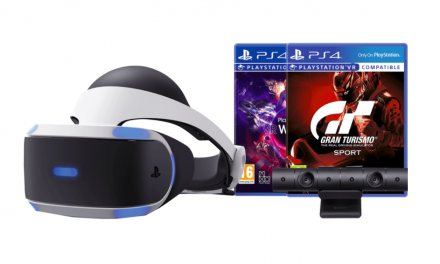 PlayStation VR Black Friday aanbieding | Pakket met GT Sport + Worlds