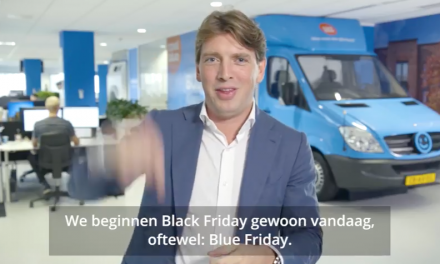 "Coolblue introduceert ""Blue Friday"": kortingen 1 week voor Black Friday [gesponsord]"