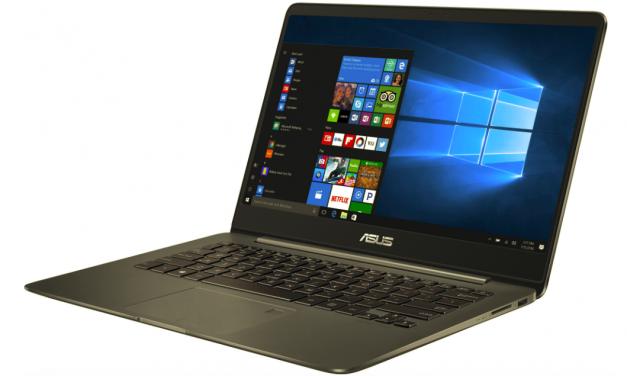 Top laptop Asus ZenBook UX430UA-GV002T | Nu €799,-