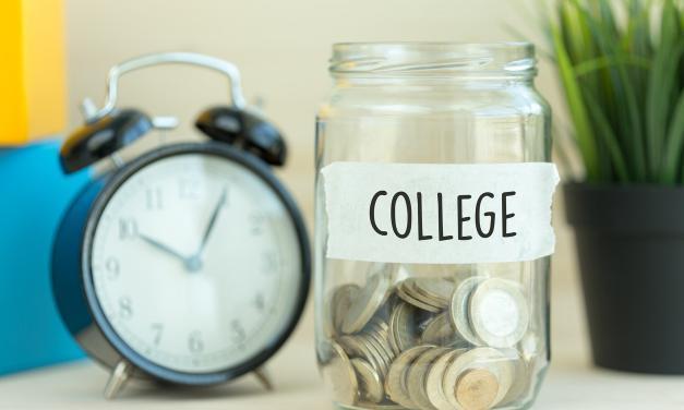 Eerstejaars hoger onderwijs betalen minder collegegeld