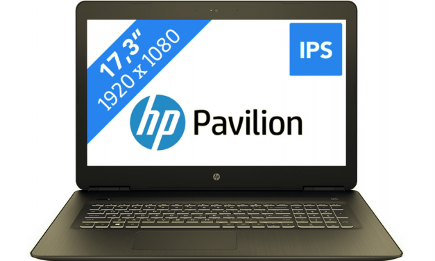 Top laptop HP Pavilion 17-ab360nd | Nu met €200,- korting!