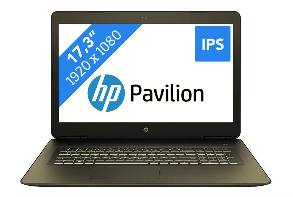 Top laptop HP Pavilion 17-ab360nd | Nu met €200,- korting!