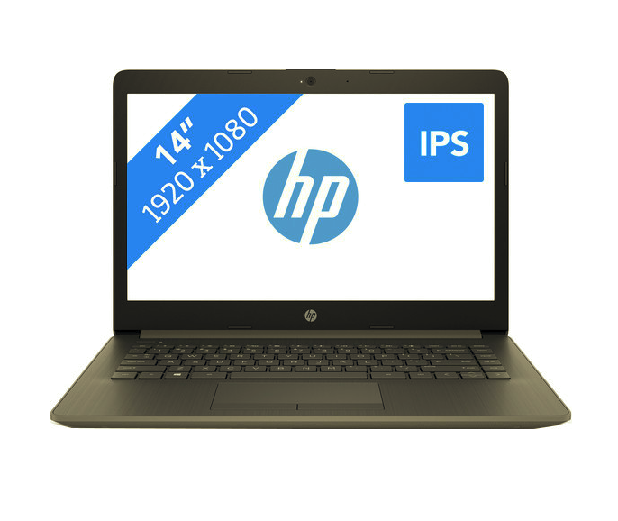 Studenten laptop HP 14-ck0910nd | Nu met €50,- korting!