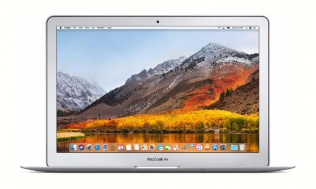 "Apple MacBook Air 13,3"" (2017) 8/128 GB – 2,2GHz i7"