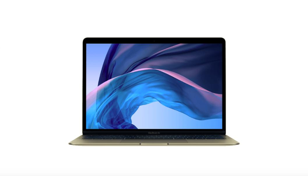 Apple Macbook Air 2019 aanbieding | Nu voor €1199,-