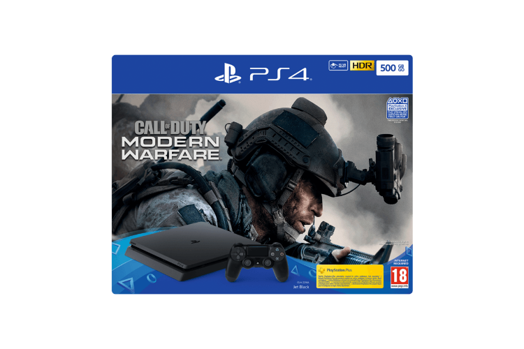 PS4 Call of Duty: Modern Warfare bundel | Black Friday deal: €239,-