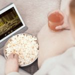 Tijdens de kerstvakantie buitenlandse Netflix series kijken