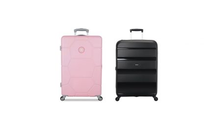 Bol.com koffers aanbiedingen | o.a. SUITSUIT koffer met 54% korting