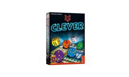 Clever: een razendsnel dobbelspel! | Wie is de rest te slim af?