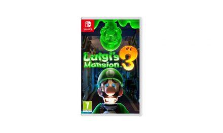 Luigi's Mansion 3 aanbieding | Nintendo Switch | Nu te koop met 14% korting!