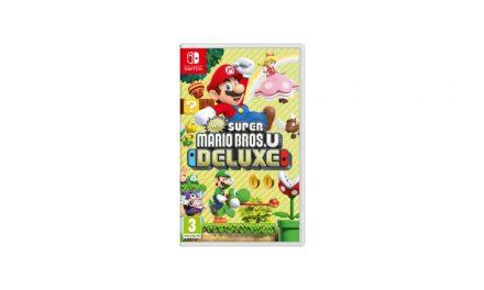 New Super Mario Bros aanbieding | Nintendo Switch | Bespaar NU 23%