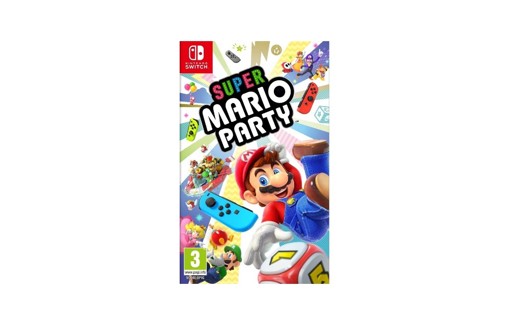 Super Mario Party aanbieding | Mario Party Switch aanbieding incl. korting