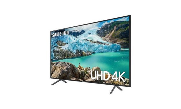 Samsung UE43RU7100 aanbieding | Kopen vanaf slechts €449,-!