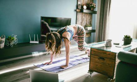 5 tips voor thuis sporten | Leuke sportoefeningen zónder apparaten!