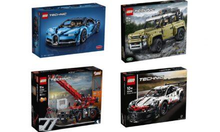 Lego Technic aanbiedingen 2020 | Tot 32% korting op populaire sets