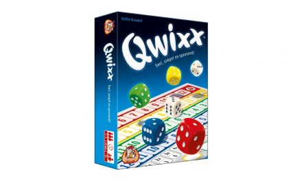 Qwixx spel – Dobbel jij jezelf naar de winst in dit razendsnelle dobbelspel