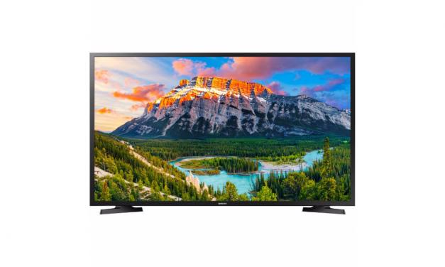 Samsung UE32N5300 aanbieding   Hier is deze Smart TV het voordeligst