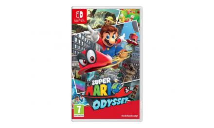 Super Mario Odyssey aanbieding | Nintendo Switch | Bespaar tot wel 20%!