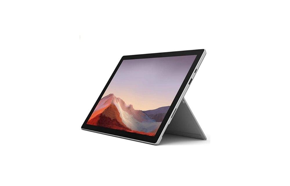 Microsoft Surface Pro aanbieding | Koop Surface Pro 7 NU voor €761,59