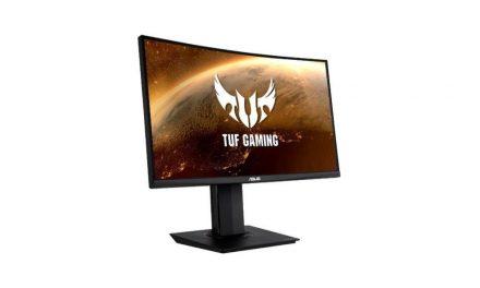 Asus TUF VG24VQ Gaming Monitor aanbieding | Bespaar hier 17%