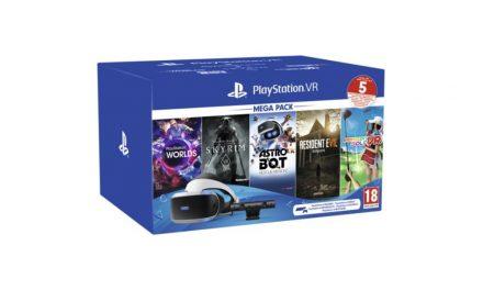 PlayStation VR Megapack II aanbieding | Gratis 5 games bij aankoop!