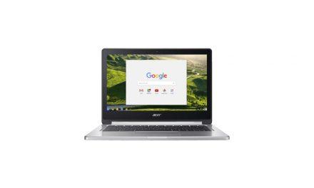 ACER Chromebook 13 (CB5-312T-K7SP) aanbieding   Nu met €40,- korting!