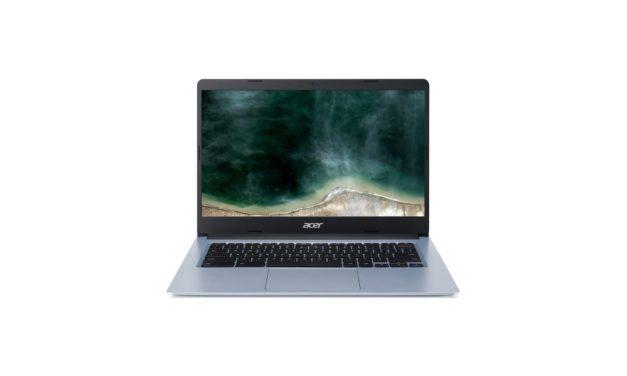 Acer Chromebook 314 CB314-1HT-C6XM aanbieding | Koop en bespaar €80,-