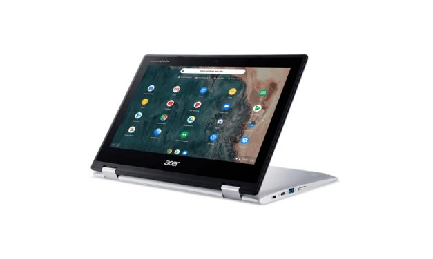 ACER Chromebook Spin 311-2H-C5D8 | Super voordelige 2-in-1 laptop | €349,-